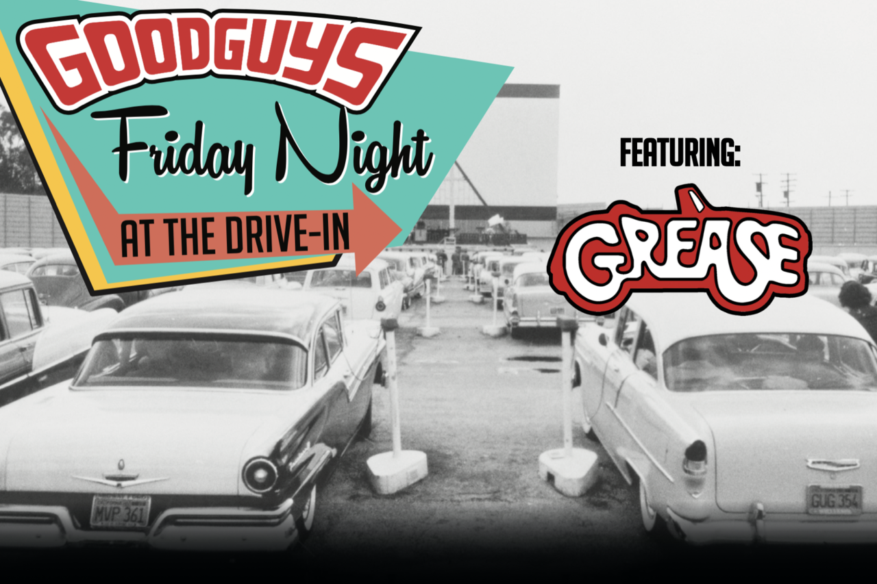 Friday Night Drive-In