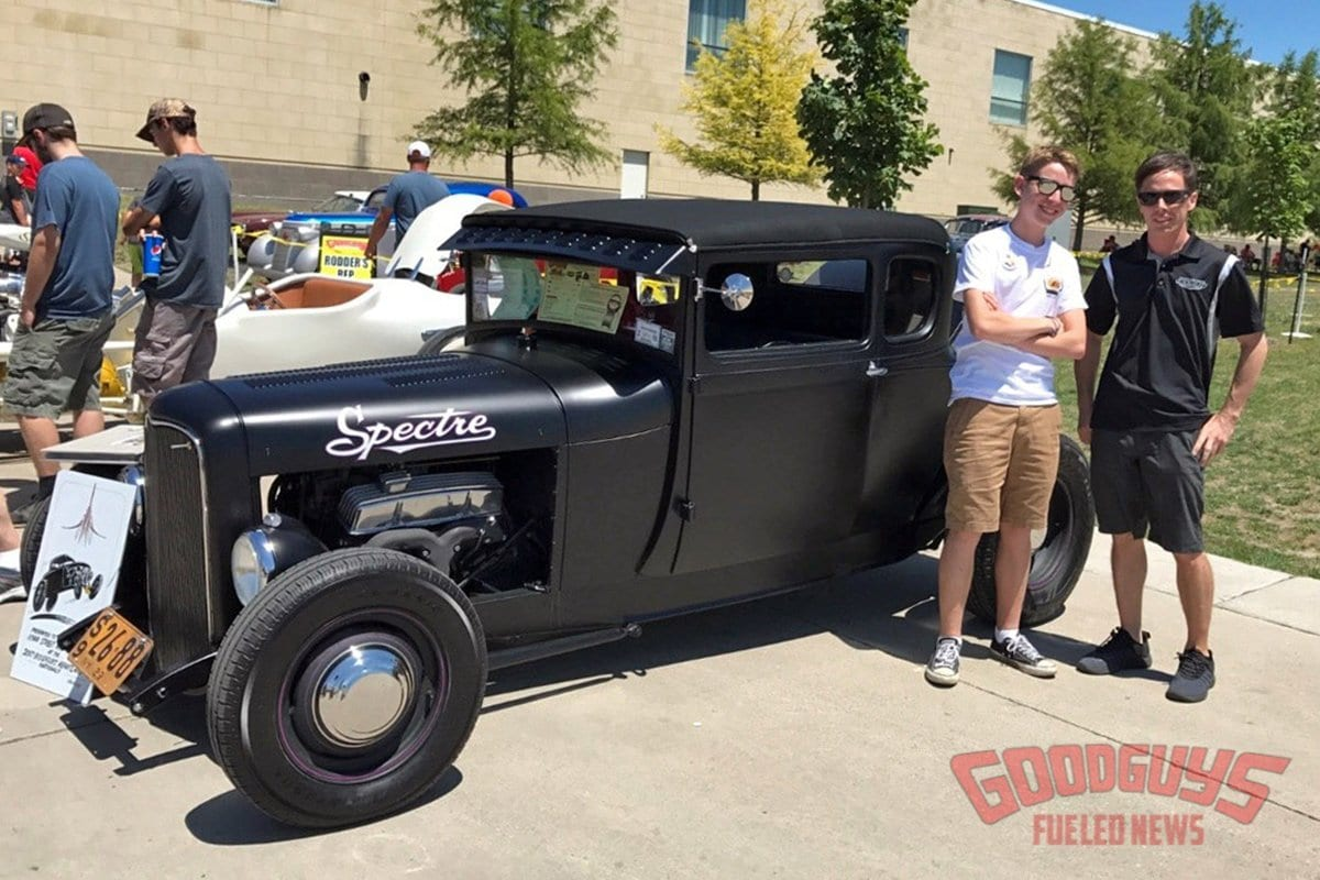 Goodguys Young Guys & Gals Award